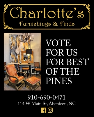 Vote For Us For Best Of The Pines