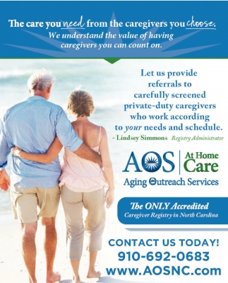 The Care You Need From The Caregivers You Choose.
