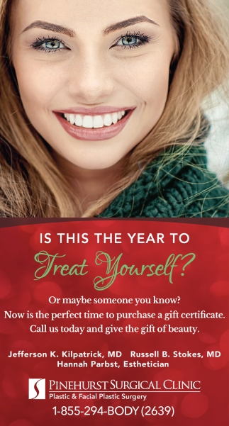 Is This The Year To Treat Yourself?