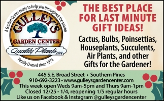 The Best Place For Last Minute Gift Ideas!