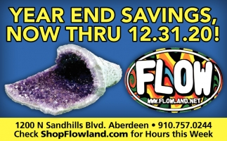Year End Savings, Now Thru 12.31.20!