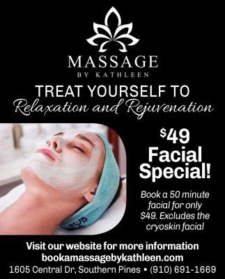 Treat Yourself To Relaxation And Rejuvenation