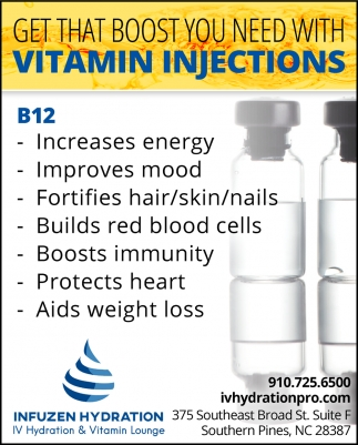Get That Boost You Need With Vitamin Injections