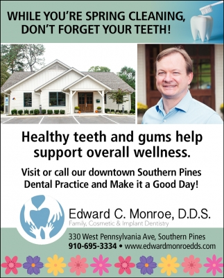Healthy Teeth And Gums Help Support Overall Wellness