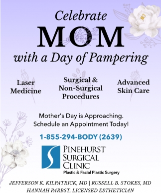 Celebrate Mom With A Day Of Pampering