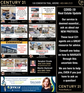 COVID-19 Real Estate Update