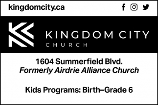 Kids Programs: Birth-Grade 6