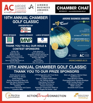 19th Annual Chamber Golf Classic