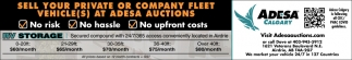Sell Your Private or Company Fleet Vehicle(s) at Adesa Auctions