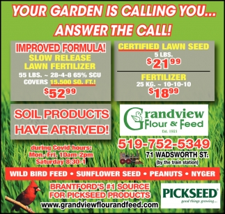Your Garden is Calling You... Answer the Call!