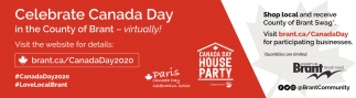Celebrate Canada Day in the County of Brant