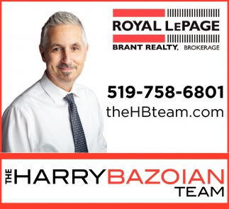 The Harry Bazoian Team