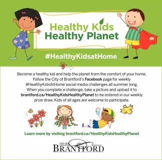 Healthy Kids, Healthy Planet