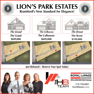 Lion's Park Estates