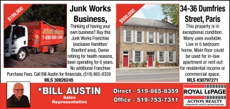 Junk Works Business