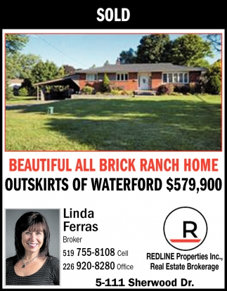 Beautiful All Brick Ranch Home