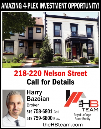 Amazing 4-Plex Investment Opportunity!