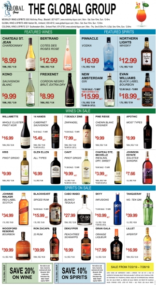 Featured Wines