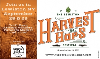The Lewiston Harvest and Hops