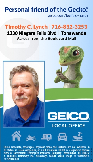 Personal Friend of the Geico