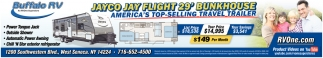 Jayco Jay Flight 29* Bunkhouse