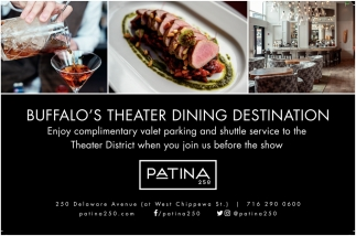 Buffalo's Theater Dining Destination
