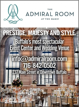 Buffalo's Most Spectacular Event Center & Wedding Venue