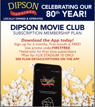 Dipson Movie Club
