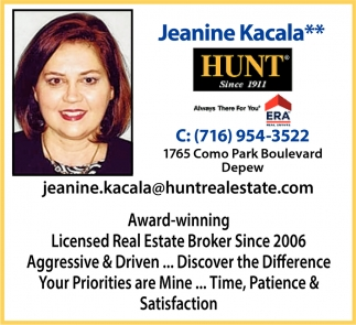 Licensed Real Estate Broker Since 2006