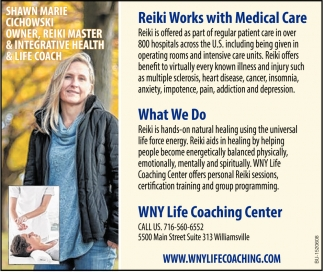 Reiki Works with Medical Care