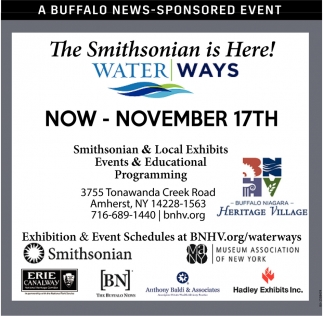 A Buffalo News-Sponsored Event