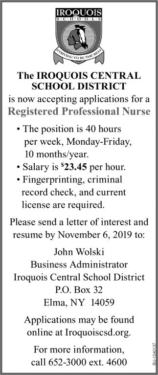 Registered Professional Nurse