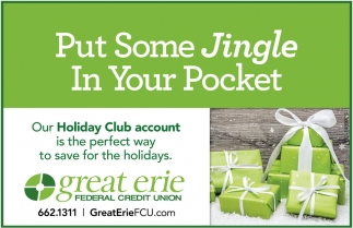 Put Some Jingle in Your Pocket