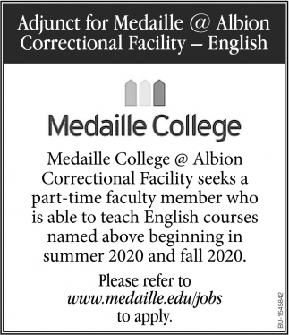 Adjunct for Medaille