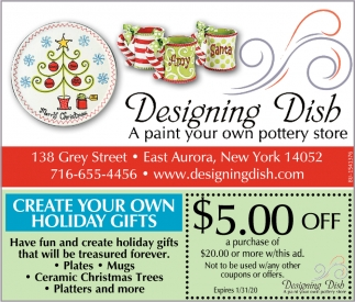 Create Your Own Holiday Gifts