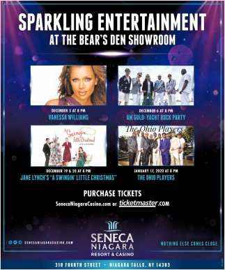 Sparkling Entertainment at the Bear's Den Showroom