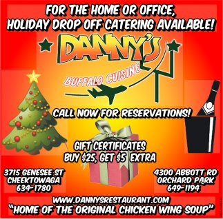 Call Now for Reservations