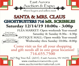 East Aurora Auction & Expo