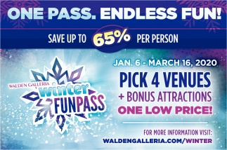 Winter Funpass