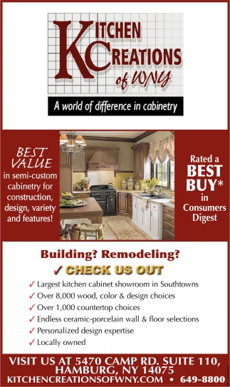 A World of Difference in Cabinetry