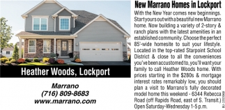 There has Never Been a Better Time to Build a Marrano Home