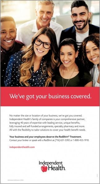 We've Got Your Business Covered