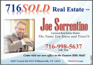 Licensed Real Estate Broker