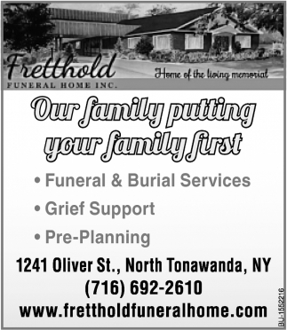 Fretthold Funeral Home