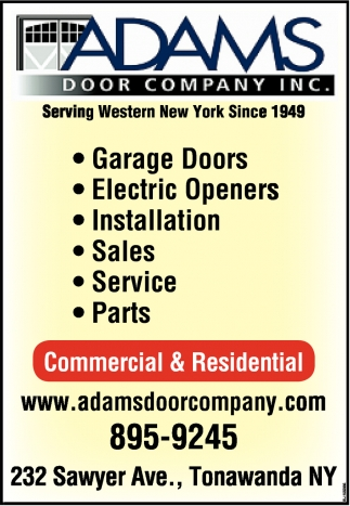 Serving Western New York Since 1949
