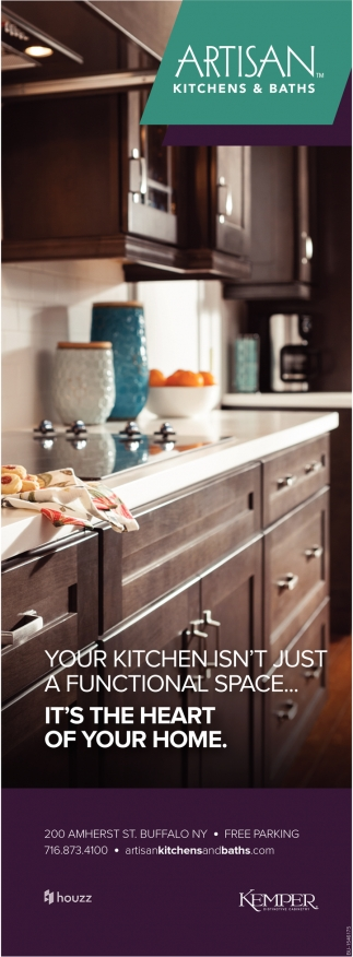 Your Kitchen Isn't Just a Functional Space...