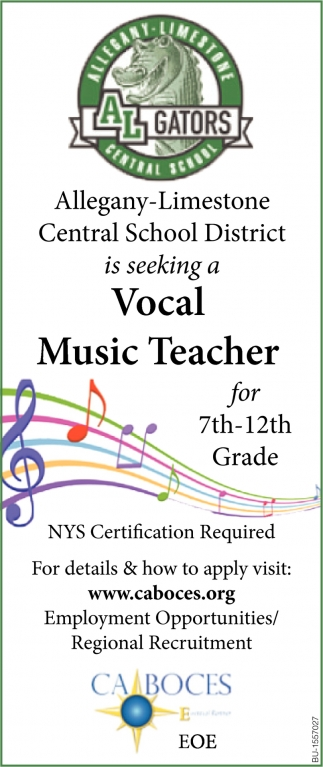 Vocal Music Teacher