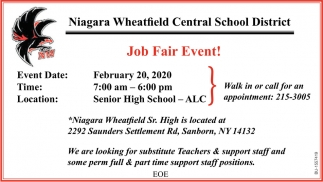 Job Fair Event