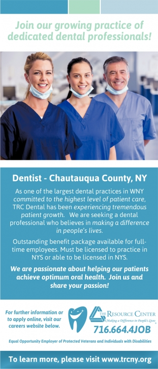 Join Our Growing Practice of Dedicated Dental Professionals!