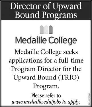 Director of Upward Bound Programs